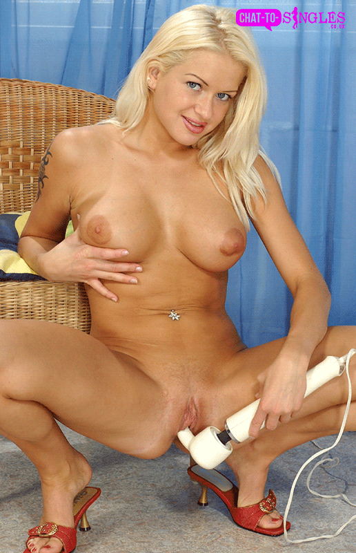 Blonde Phone Sex